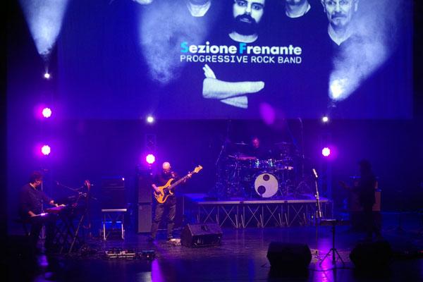 Sezione Frenante - Teatro Astra